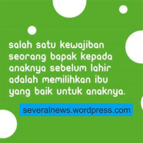 Kata Mutiara Jomblo Islami Quotemutiara