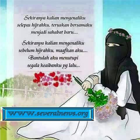 Kata Kata Mutiara Romantis Islami Baper Move On Hijrah Single