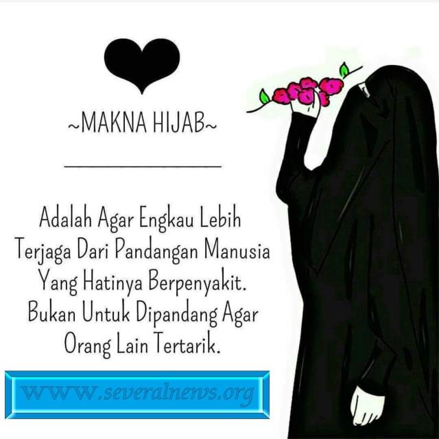 Kata Kata Muslimah Hijrah